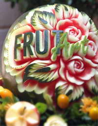FrutArt Fruit Carving